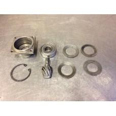 bearing holder & pinion gear
