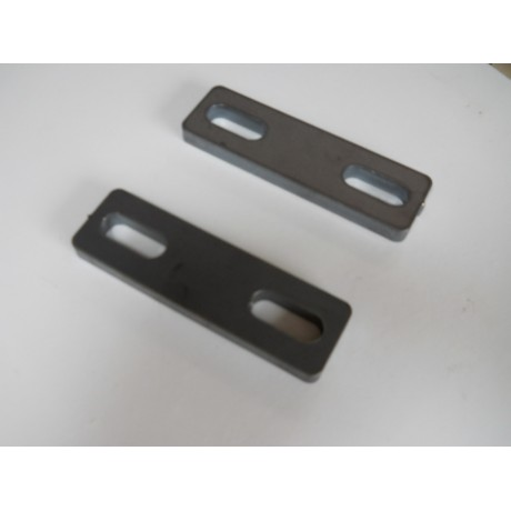 agitator pillow block spacers