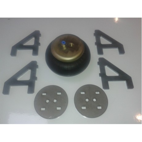 Agitator Air Spring with Fixings