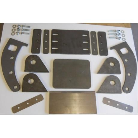 Hydraulic Log Splitting Kit