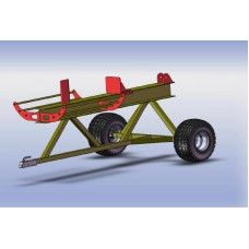 atv log splitter plans - free