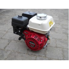 Honda Gx120 4hp Engine with 6:1 reduction Gearbox
