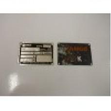 Kango 900 & 950 labels